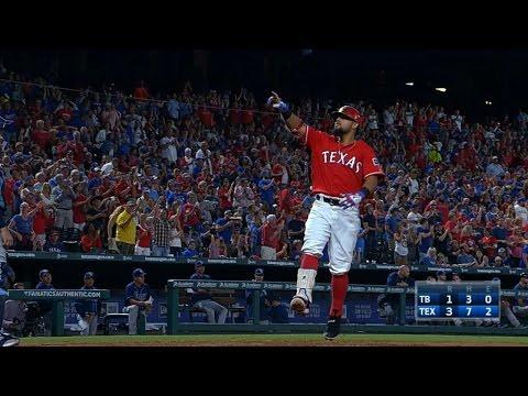 9/30/16: Rangers win, clinch home-field advantage