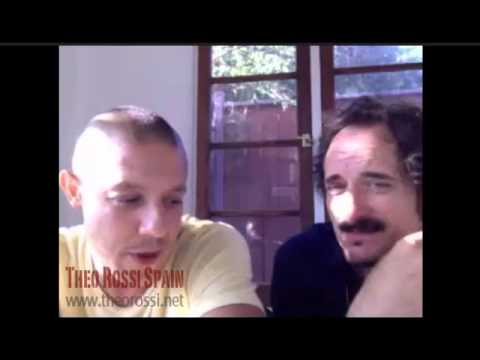 LiveChat: Theo Rossi & Kim Coates (Part 1)