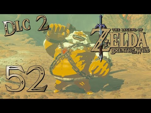 The Legend of Zelda: Breath of the Wild ITA [Parte 52 - Il canto di Daruk]