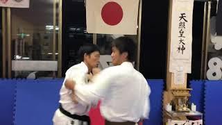 昇段連続組手稽古 053-482-9937 http://ishigurodojo.co.jp/