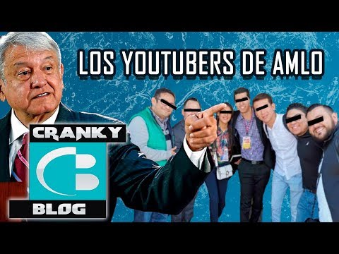 Los Youtubers De Amlo. Traicion Entre Ellos.