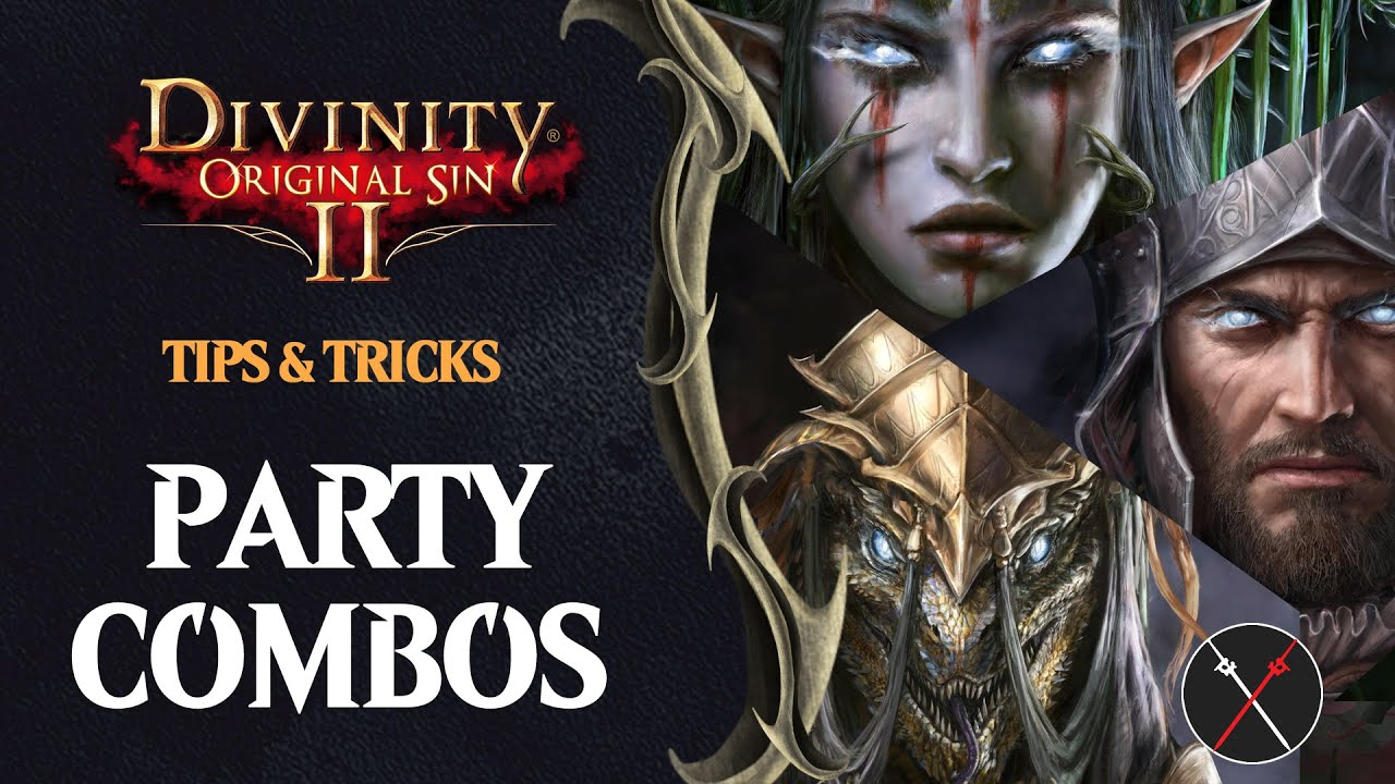 Divinity Original Sin 2 Party Combinations Guide: Magic, Physical And Mixed