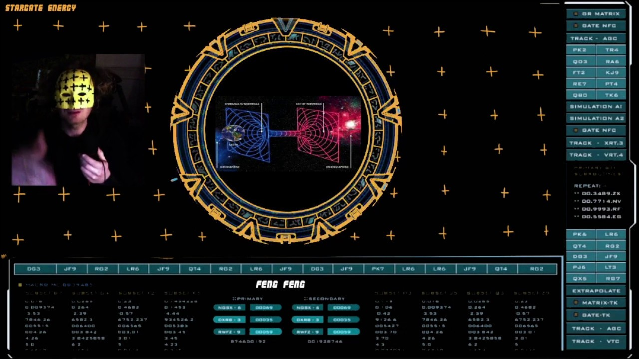 Stargate Energy Virtual Feng Shui for Facebook