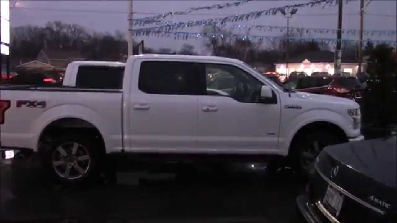 2015 ford f150 lariat rep assisted full tour and test drive youtube. Black Bedroom Furniture Sets. Home Design Ideas