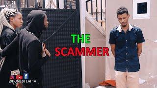 THE GATE KEEPER MR SCAMMER HUSH PUPPI JUNIOR (Homeoflafta Comedy)
