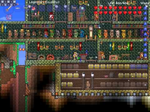 Terraria - Greater Healing Potion