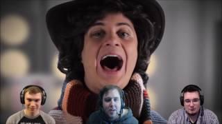ERB - Doc Brown Vs. Doctor Who   DarkStar Reacts