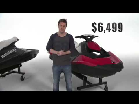 Sea Doo Spark vs. Yamaha VX Sport Costs | Watercraft for sale in NC (704) 394-7301 | Team Charlotte