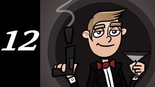 007 Legends of the Wii U - 007 Legends Wii U Walkthrough / Gameplay w/ SSoHPKC Part 12 - Best Cover Ever