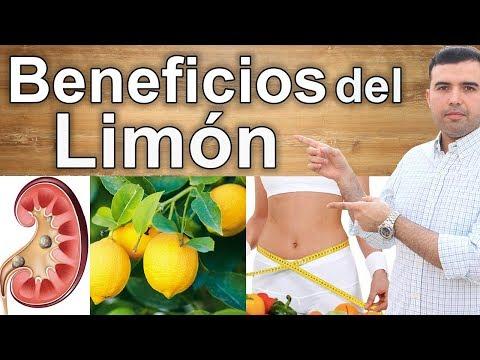 Para Que Sirve El Limón  - Propriedadades Del Agua Con Limón; Bajar De Peso, Cáncer, Hígado Y Más