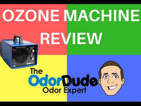 Ozone Generator Machine Reviews | See the Top 5 for 2017