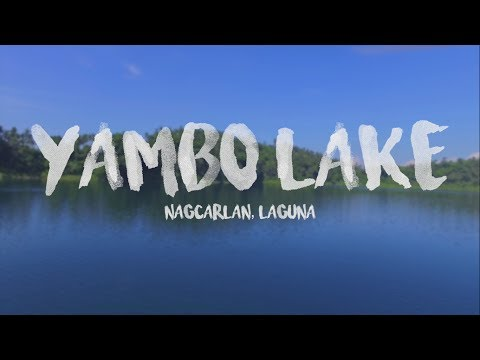 Yambo Lake in Nagcarlan Laguna DJI Phantom 3 Pro