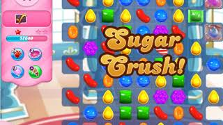 Candy Crush Saga   level 473 no boosters too easy