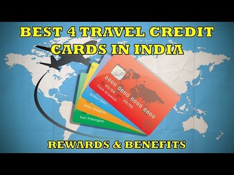 Best Travel Credit Cards In India - Review [Hindi] || Rewards Benefits Cashback || 2019