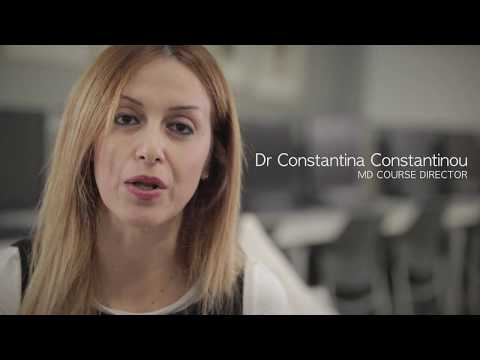 Doctor of Medicine, MD by University of Nicosia