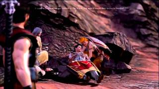 "Dragon Age 2 Demo Pt 2 ""1v1 Quickscope Hardscope!"""