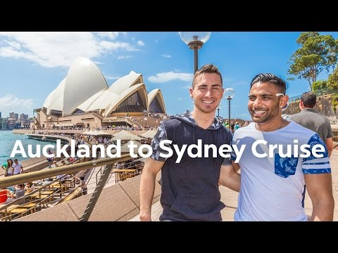 Atlantis 2018 Auckland to Sydney Cruise Preview