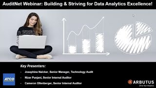 Arbutus Analytics Webinar: Building and Striving for Data Analytics Excellence