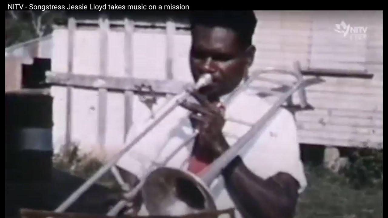 NITV - Songstress Jessie Lloyd takes music on a mission