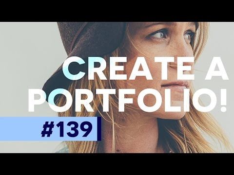 Create a Portfolio in Photoshop w/ Contact Sheets!