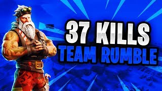 37 KILLS en Refriega de Equipos! - Fortnite Battle Royale!