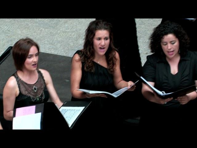 Hymn to the Waters, Choral Hymns from the Rig Veda, op. 26. VokalArs. Dir.: Nuria Fernández Herranz.