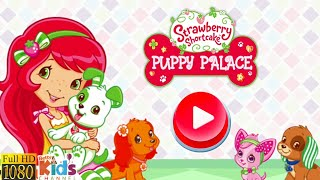 Strawberry Shortcake Puppy Palace 2021 for Kids Game Review 1080p Official Budge Studios screenshot 5