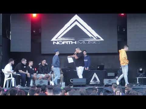 Oskar VS Asen - Octavos - 2ª Regional North Music Cantabria -2018- - -2019-