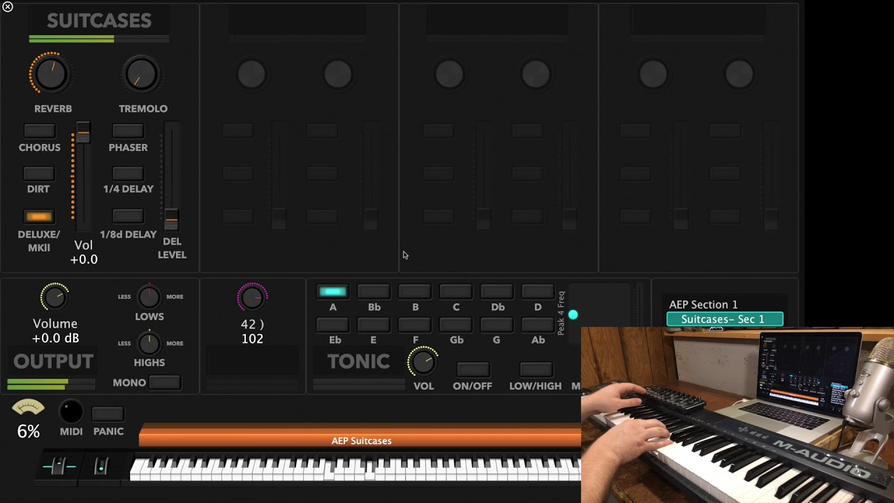 Anthem Electric Pianos- Worship Electric Piano presets for MainStage 3
