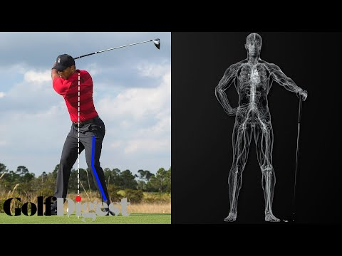 Experts Break Down Tiger Woods' Post-Injury Masters Swing | Golf Digest