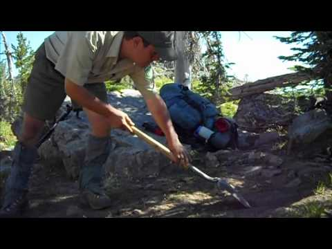 2012 Wilderness Ranger Season- Eagle Cap and Hells Canyon Wilderness Areas