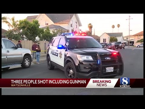 3 People Shot In A Home On Rodriguez Street In Watsonville