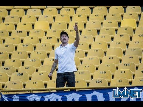 #Las5DeMillos Deportivo Lara 2 Millonarios 1