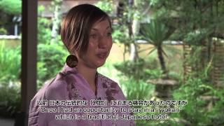 Japanese Hot spring Onsen  日本の温泉の楽しみ方