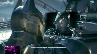 Batman Arkham knight part 5 Live Ultimate guide