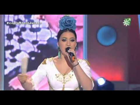 María Espinosa- Pastora imperio- gala 28 especial Rocío Jurado