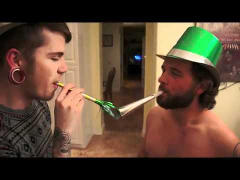 Garrett Ecstasy's Life On New Years