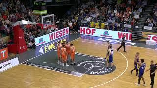 BBL 19-20 | Rasta Vechta vs. Braunschweig - Michael Kessens #6