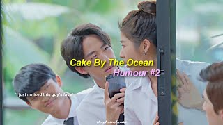 [BL] Cake By The Ocean | Humour #2