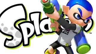 Splatoon - My Least Favorite Map [Turf Wars] Wii U Gameplay, Commentary