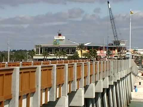 City pier youtube for Panama city beach pier fishing report