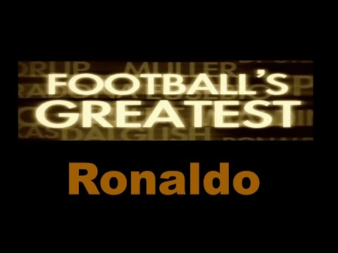 Ronaldo - Footballs Greatest - Best Players in the World ✔