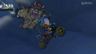 Wii U - Mario Kart 8 - Ruta Celeste
