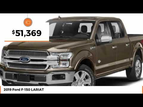 2019 Ford F-150 LARIAT New T8178