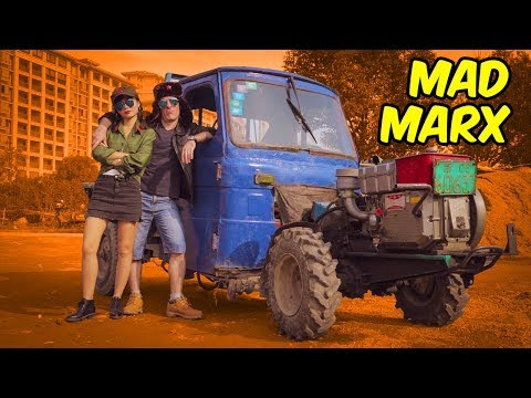 MAD MARX: the Chinese tractor of the apocalypse