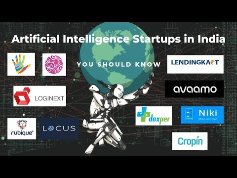 10 Artificial Intelligence (AI) startups in India (you should Know) 2019