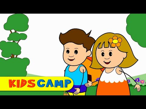 Jack and Jill | Nursery Rhymes | Popular...
