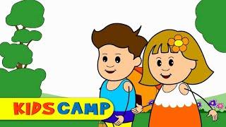 Jack and Jill | Nursery Rhymes | Popular Nursery Rhymes | KidsCamp
