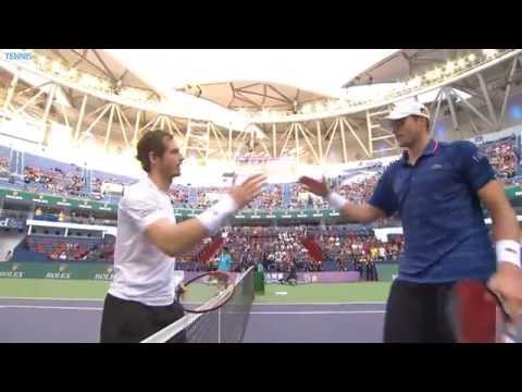 2015 Shanghai Rolex Masters - Thursday Highlights feat. Nadal Djokovic Murray