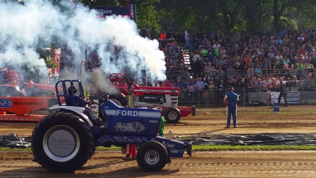 Bad Boy Toys : Tractorpulling mf bad boys toy prostock lochem